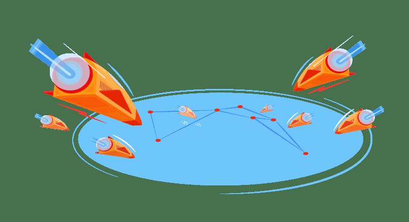 ¿Cómo puede una CDN contrarrestar los ataques DDoS?
