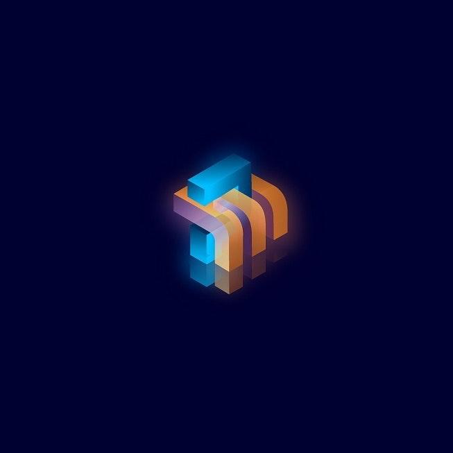 Diseños de logos 3D que te inspirarán
