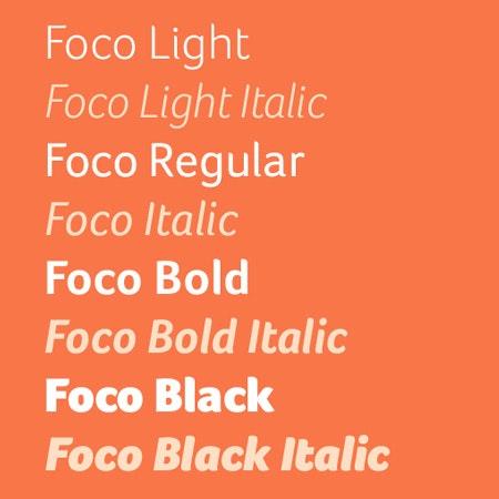 Tipografías o fuentes para logotipos más populares para diseño
