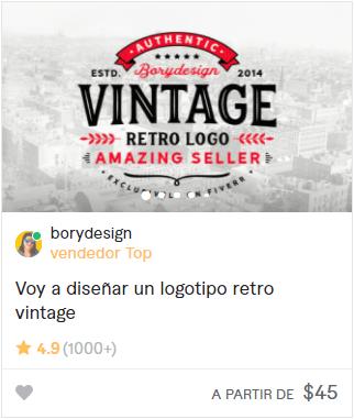 bory logos vintage