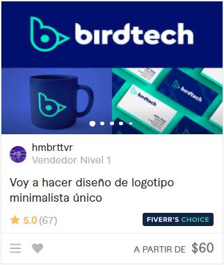 servicio logotipos minimalistas