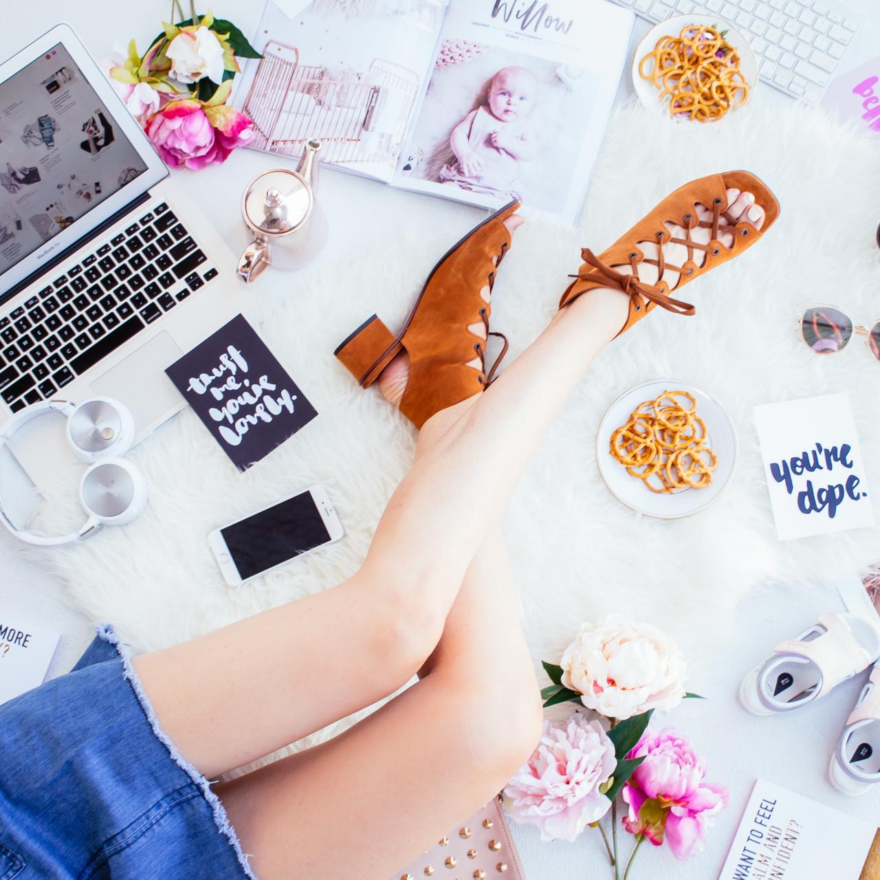 Elige un tema para tu blog