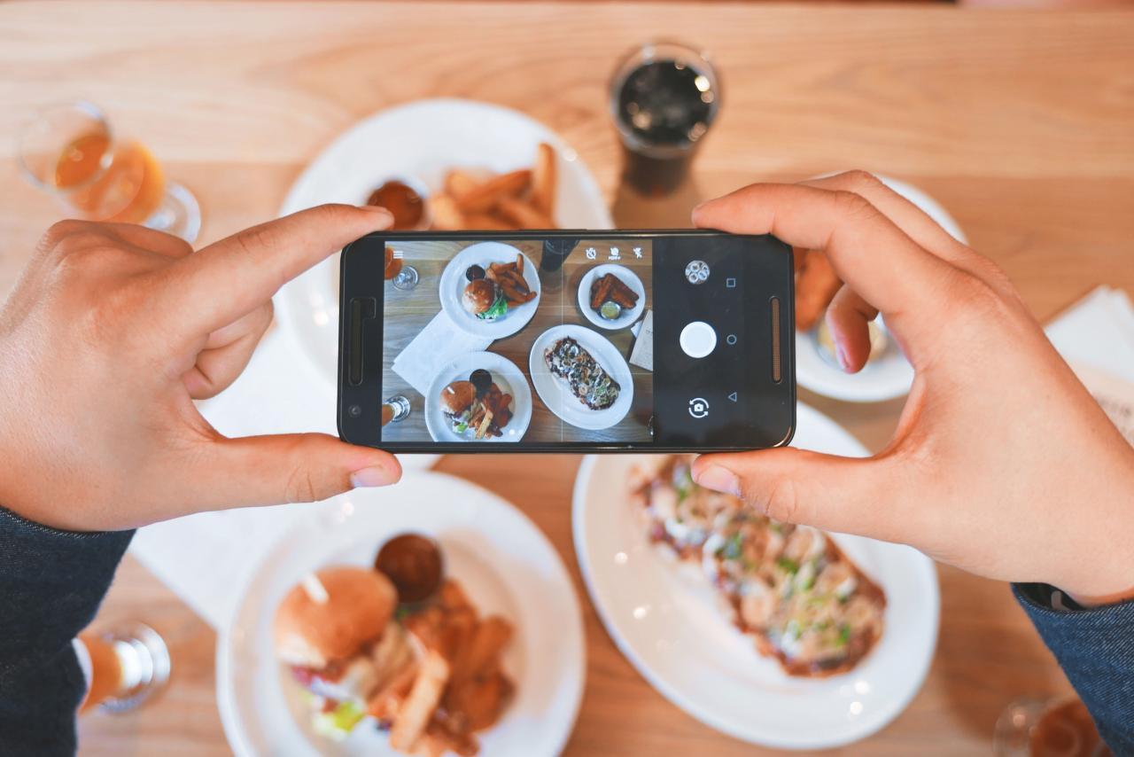 Configurar cuentas de redes sociales
